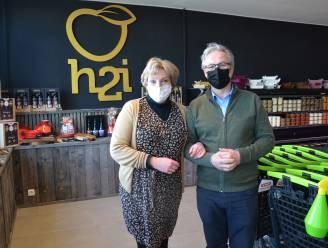 Hilde en Ignace openen nieuwe H2i Foodmarket langs Brakelsesteenweg