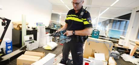 Politievondst Almelo: nieuwe aangiftes, veel respons en spullen terug naar eigenaar
