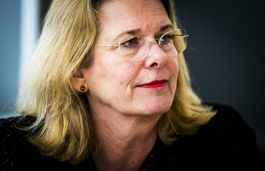 Burgemeester Pauline Krikke