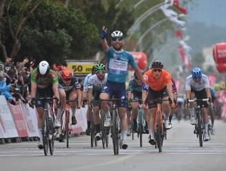 Derde keer raak voor Cavendish: Brit wint weer in Ronde van Turkije na massale val in sprint