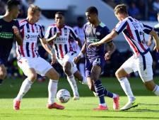 LIVE   PSV komt nog voor rust langszij bij Willem II; Zahavi scoort in beide doelen