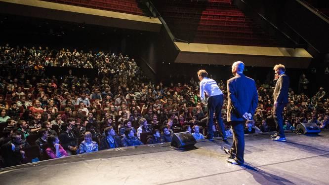 De zalen mogen weer vol zitten in het Chassé Theater: 'Er valt een last van onze schouders'