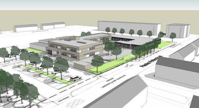 Nieuwbouw scholen september 2010 klaar overig destentor.nl