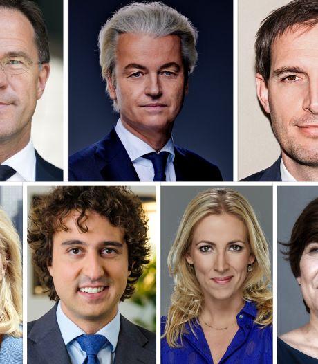 Debat van het Zuiden: lijsttrekkers met elkaar in debat over Brabantse thema's