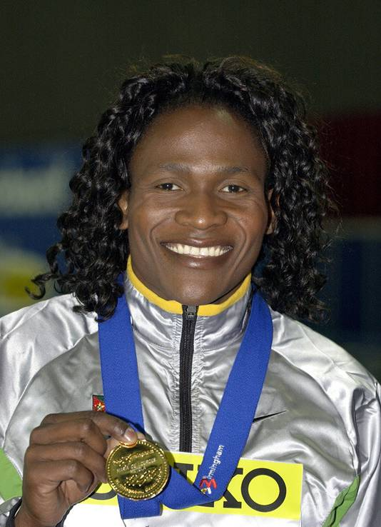 Maria Mutola