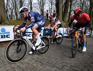 """Tim Merlier woensdag in Dwars door Vlaanderen: """"Met Mathieu, dat is geruststellend voor iedereen in de ploeg"""""""
