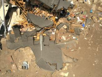 Twee huizen en een boot verdwijnen in gigantisch zinkgat in Florida
