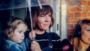 Wanneer Siska Schoeters StuBru verlaat, komen àl haar collega's langs (en volgen er traantjes)