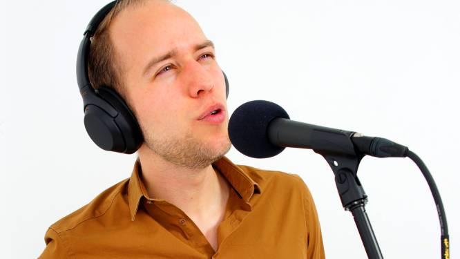 Daan (27) kiest met debuutsingle 'Achtbaan' resoluut voor het Nederlands