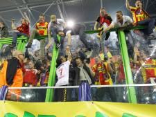Supportersvakken zijn vol voor kraker Twente-GA Eagles