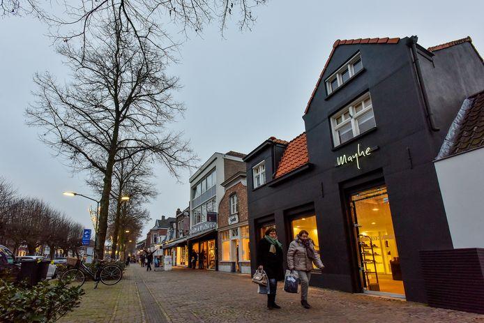 De Lind, het uitgaanscentrum van Oisterwijk.