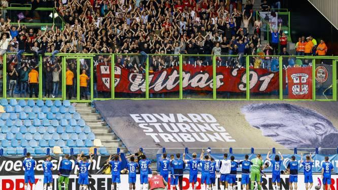 Mijlpaal FC Twente: bijna 1600 fans zaterdag naar PSV