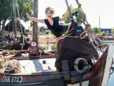 Ellen ten Damme heeft heimwee naar Harderwijk, speciaal lied positief ontvangen in de vissersstad