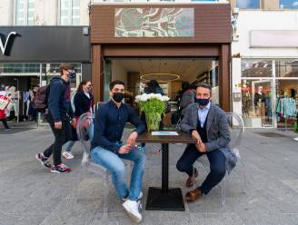 """Ook foodshop opent vanaf 8 mei terras: """"Niet enkel cafégangers zullen kunnen genieten van eerste stap richting normaal leven"""""""