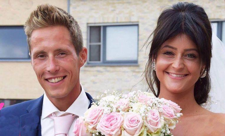 Kenneth en Sally stapten in september nog in het huwelijksbootje.
