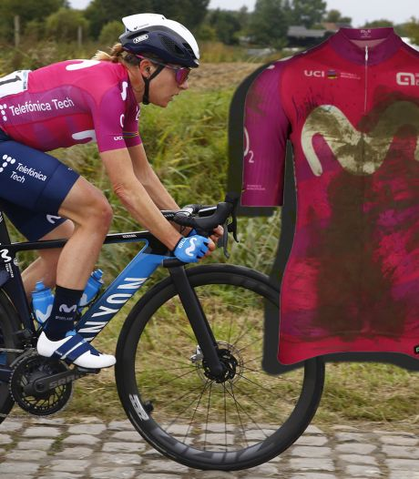 Vies shirt Van Vleuten levert duizenden euro's op