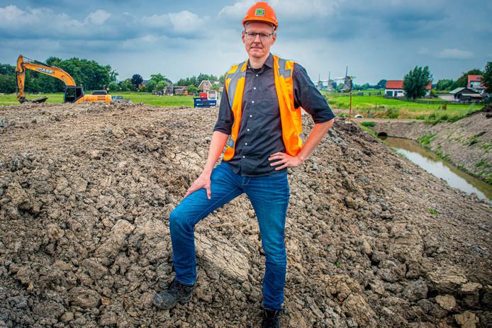 projectleider Paul van de Nieuwe Driemanspolder Zoetermeer
