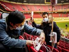 Massaal supporters terug in het stadion? 'Verspreiding nooit onderzocht'