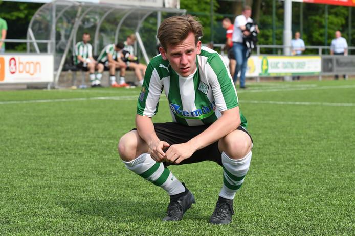 William Jansen vervolgt zijn loopbaan bij DOS Kampen.