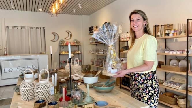 """Kirsten geeft job op en opent nieuwe cadeau- en decoratiewinkel in hartje Kapellen: """"Het was nu of nooit"""""""