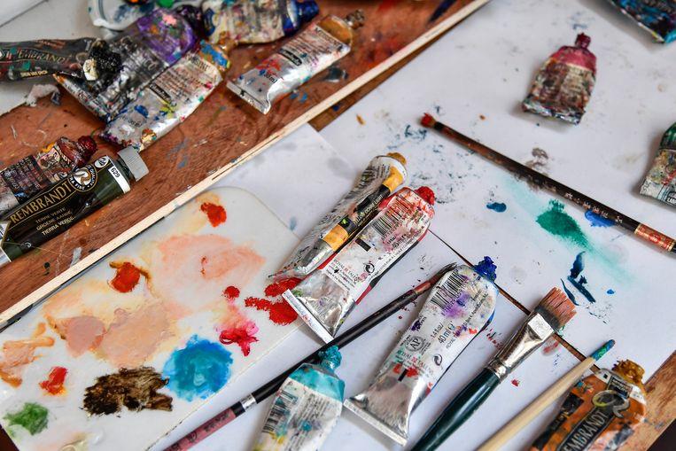 Kunstliefhebbers kunnen hun hart ophalen tijdens de Open Ateliers in Ekeren.