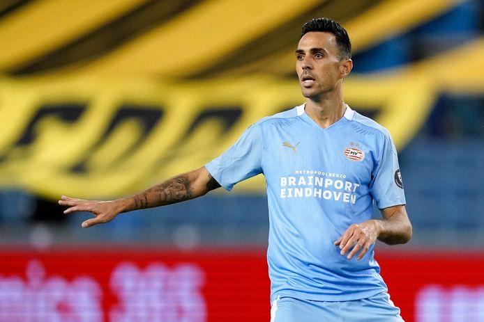 Eran Zahavi of PSV during Vitesse - PSV NETHERLANDS ONLY COPYRIGHT SOCCRATES/BSR