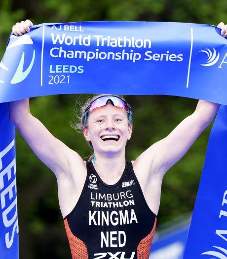Maya Kingma meldt zich na een lange weg 'vol gezeik' voor het olympische podium