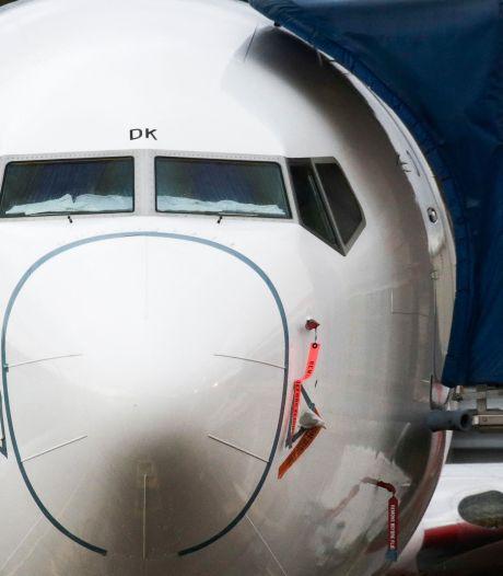 Honderden niet geleverde 737 MAX Boeings worden gecontroleerd op elektronisch mankement