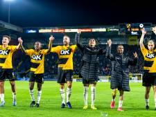 Yellow Army helpt NAC vooruit: 'Energie die zij ons geven, voel je door je hele lichaam'