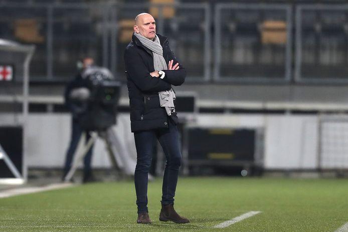Jurgen Streppel bleef tussen september en november 2008 ooit tien duels op rij ongeslagen met Helmond Sport. Hij komt vrijdag met Roda JC naar De Braak.