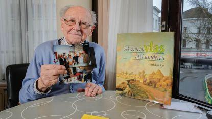 """Stichter van Vlasmuseum Bert Dewilde (95) overleden: """"Kortrijk verliest een monument"""""""