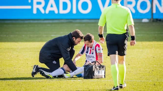 Heerkens keert na lang blessureleed terug in wedstrijdselectie Willem II