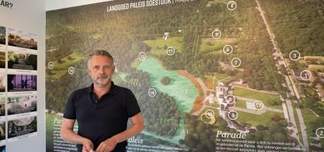 De champagne van Prins Bernhard is te koop in nieuw informatiecentrum van Paleis Soestdijk