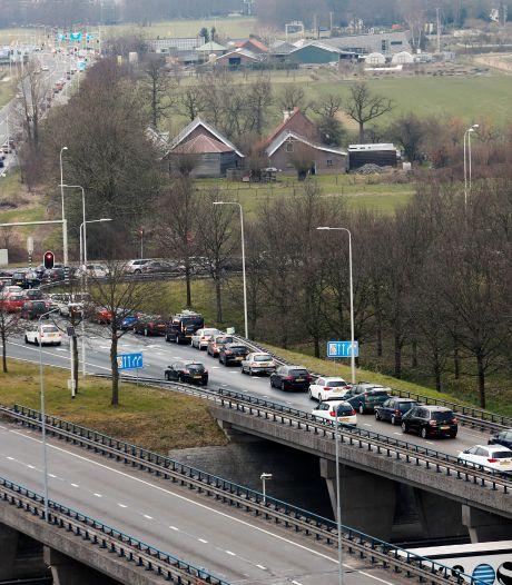 Van coronadip tot lak aan thuiswerken: zó druk was het vorig jaar op deze Utrechtse wegen