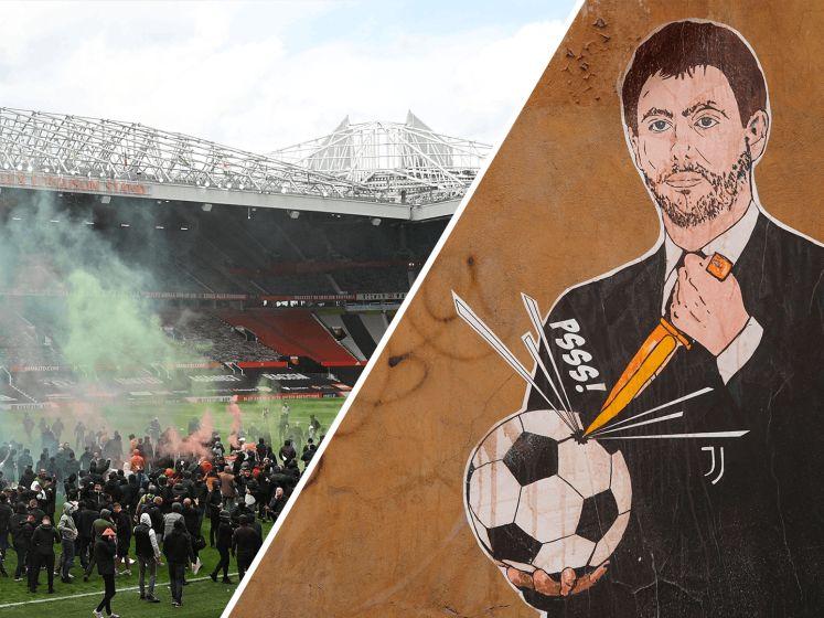 Van Praag over Super League: 'Hij is gewoon een bedrieger'