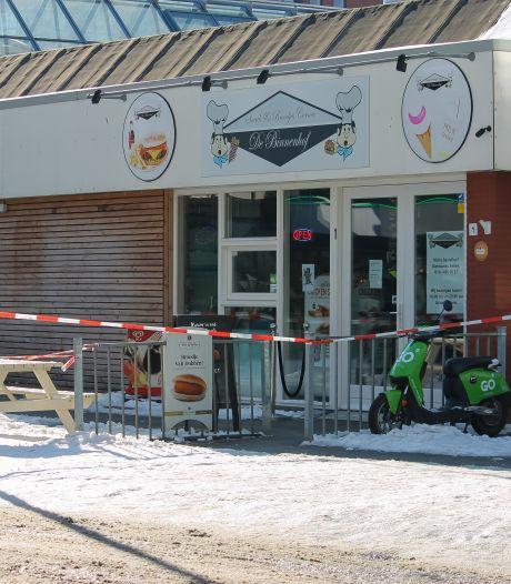 Man uit Badhoevedorp aangehouden voor overval op snackbar in Rotterdam, hij zat al vast