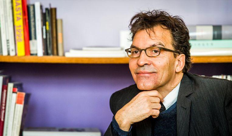 Sjarel Ex, de directeur van Museum Boijmans Van Beuningen in Rotterdam. Beeld anp