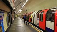 Staking in Londense metro op til