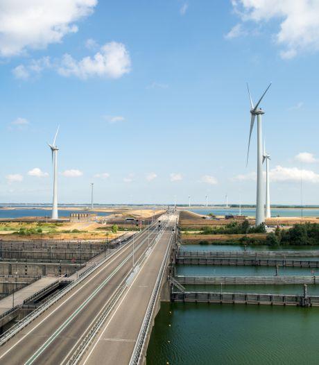 Run op obligatieleningen Windpark Krammer
