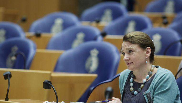 VVD-Kamerlid Anouscka Schut-Welkzijn Beeld ANP