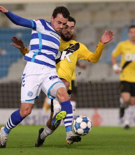 De Graafschap kan voor minimaal een dag koploper worden tegen 'crisisclub' FC Dordrecht