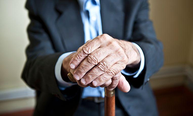Oudste man ter wereld (112) overleden