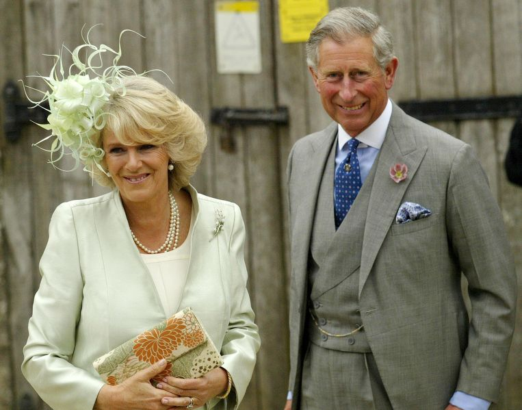 De Duchess of Cornwall en Prins Charles Beeld afp