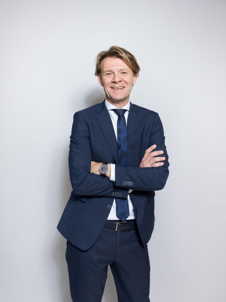Kim Putters, directeur van het Sociaal en Cultureel Planbureau.  Beeld Ivo van der Bent
