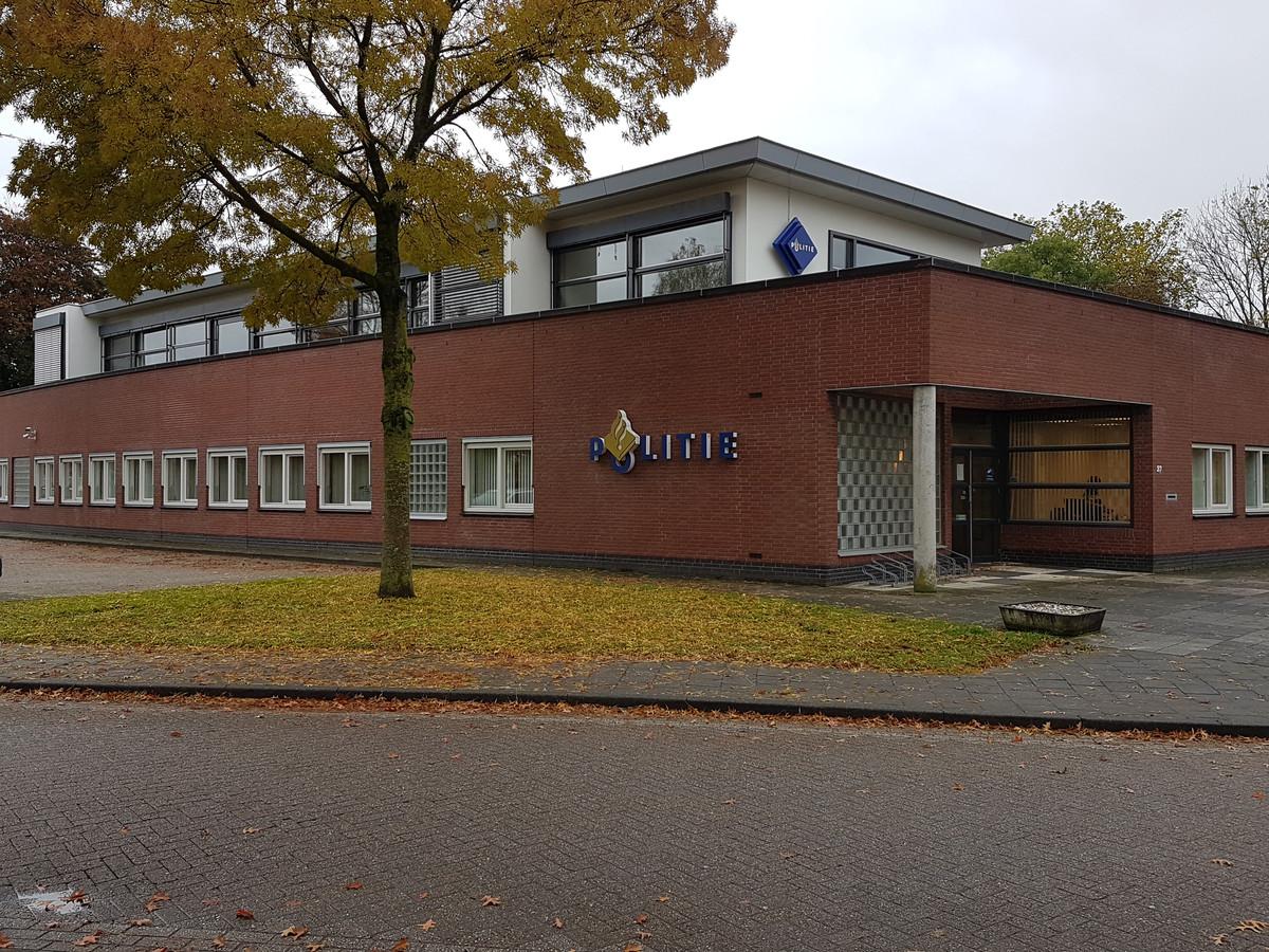 Het politiebureau in Maarheeze is voortaan alleen op maandag, woensdag en vrijdag open.