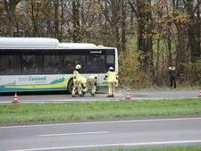 'Brand' in aardgasbus blijkt lekkage