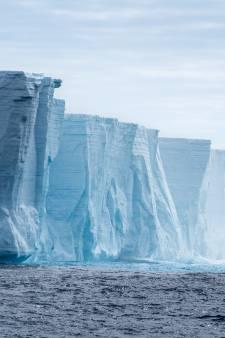Un iceberg plus grand que le Hainaut s'est détaché du pôle Sud