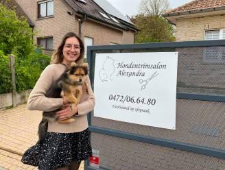"""Alexandra (25) van advocatenkantoor naar hondentrimsalon: """"Ik hou van afwisseling"""""""