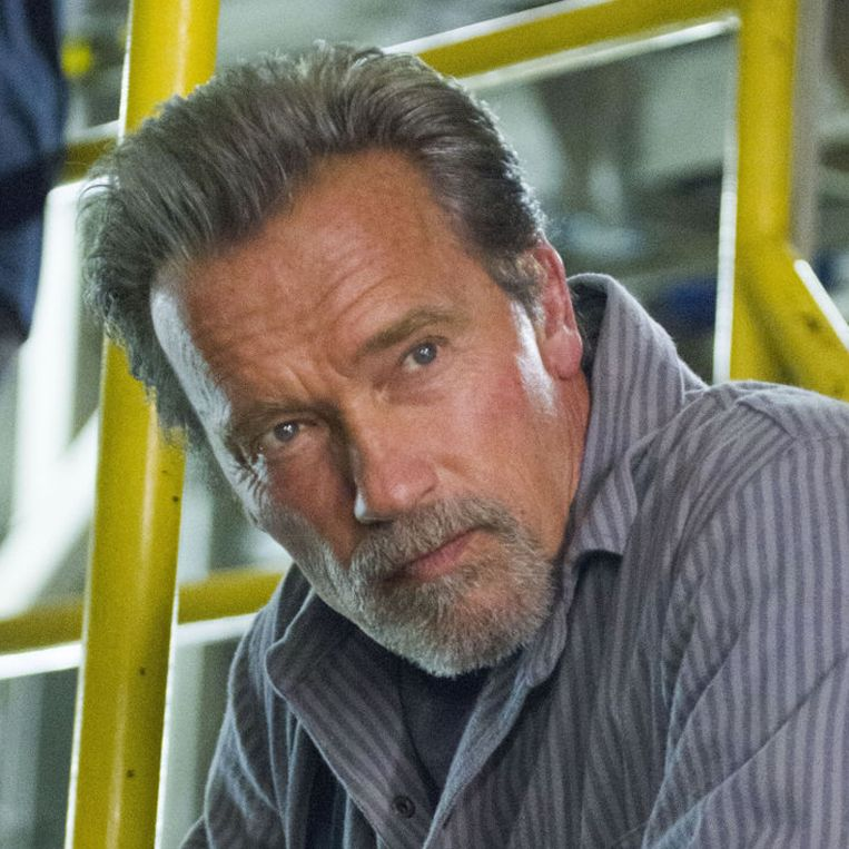 Arnold Schwarzenegger in Escape Plan. Beeld