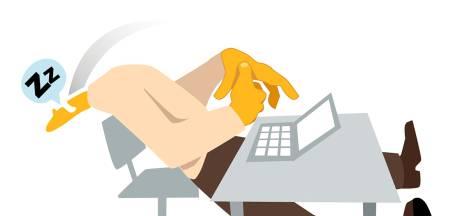 'Een handmassage vermindert je stress'